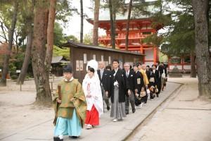 京都 今宮 神社 結婚式レポート