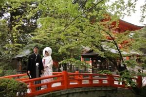 一日一組の結婚式。贅沢な時間を過ごせました