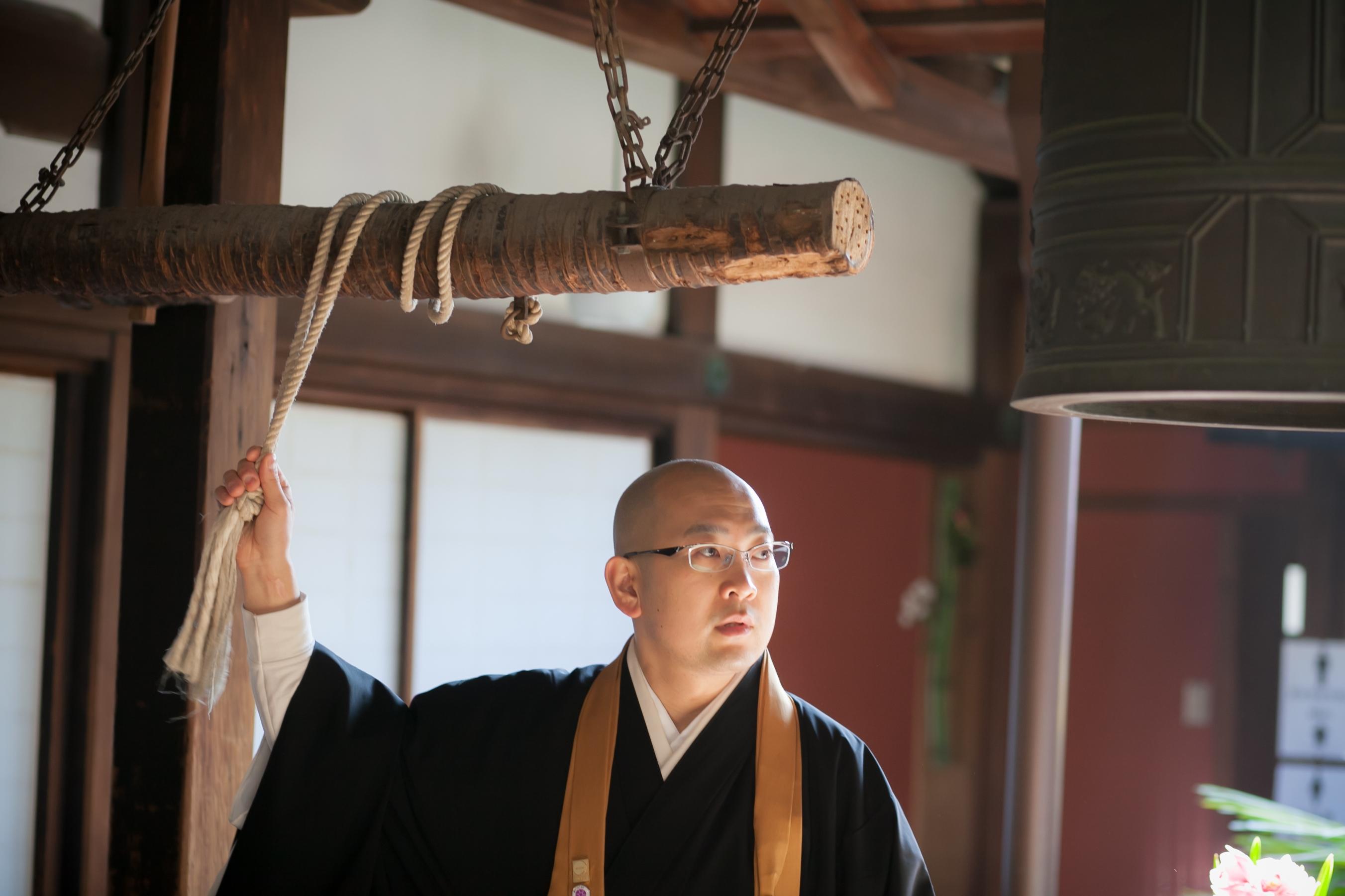 【妙心寺退蔵院結婚式】方丈での厳かな仏前挙式
