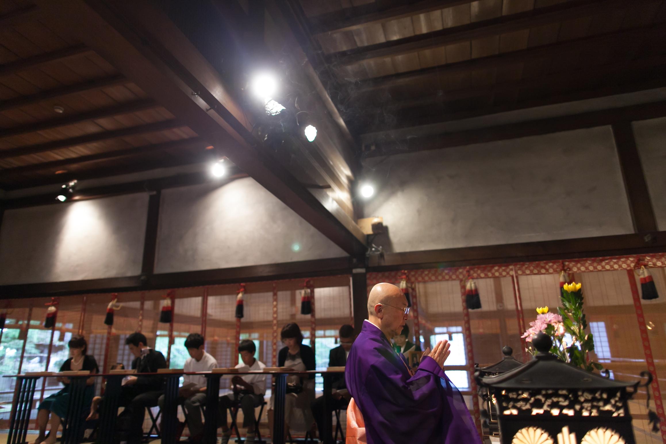 【京都結婚式】青蓮院結婚式の写真のご紹介です♪