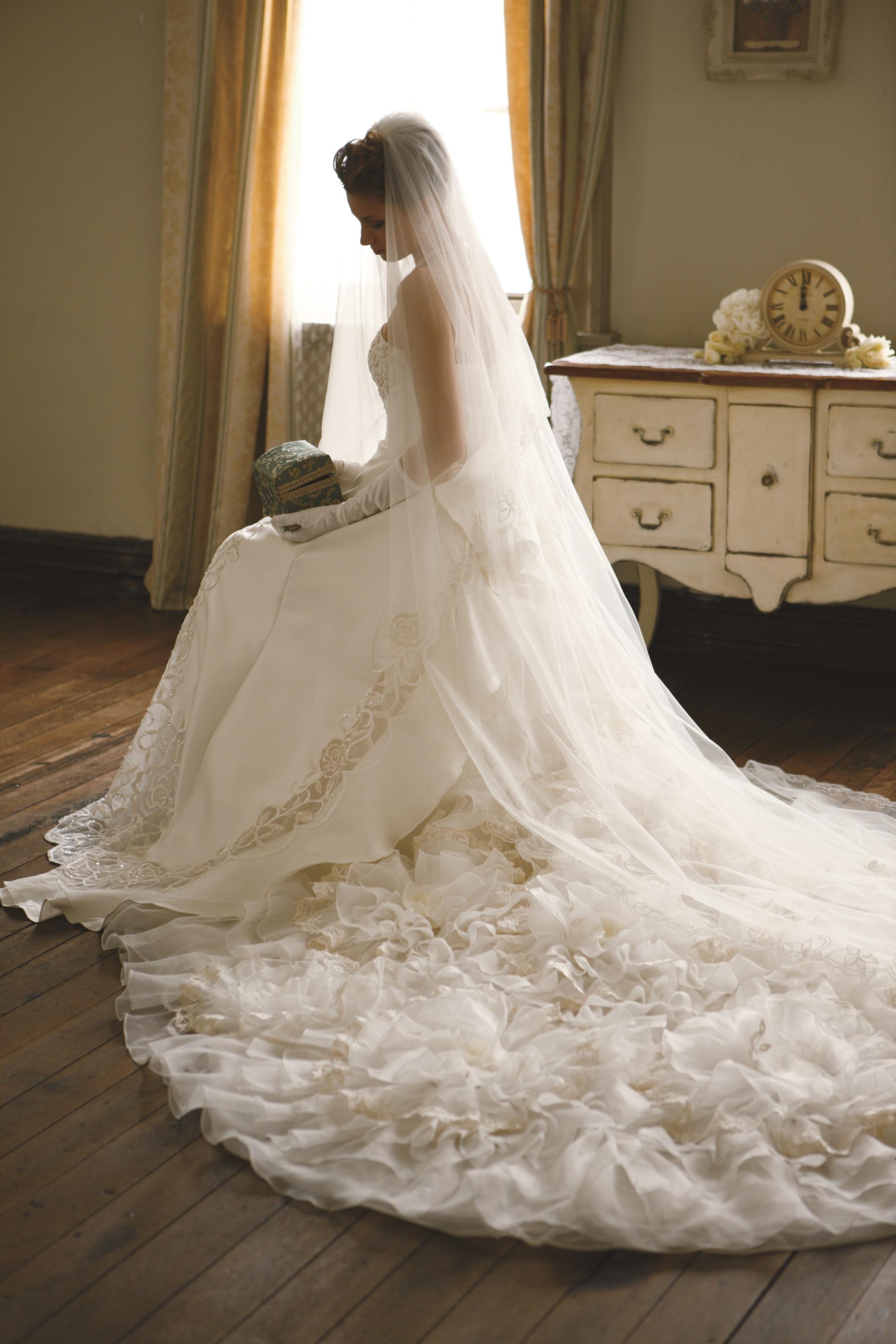 【京都結婚式×準備】ウエディングドレスの不思議な力!