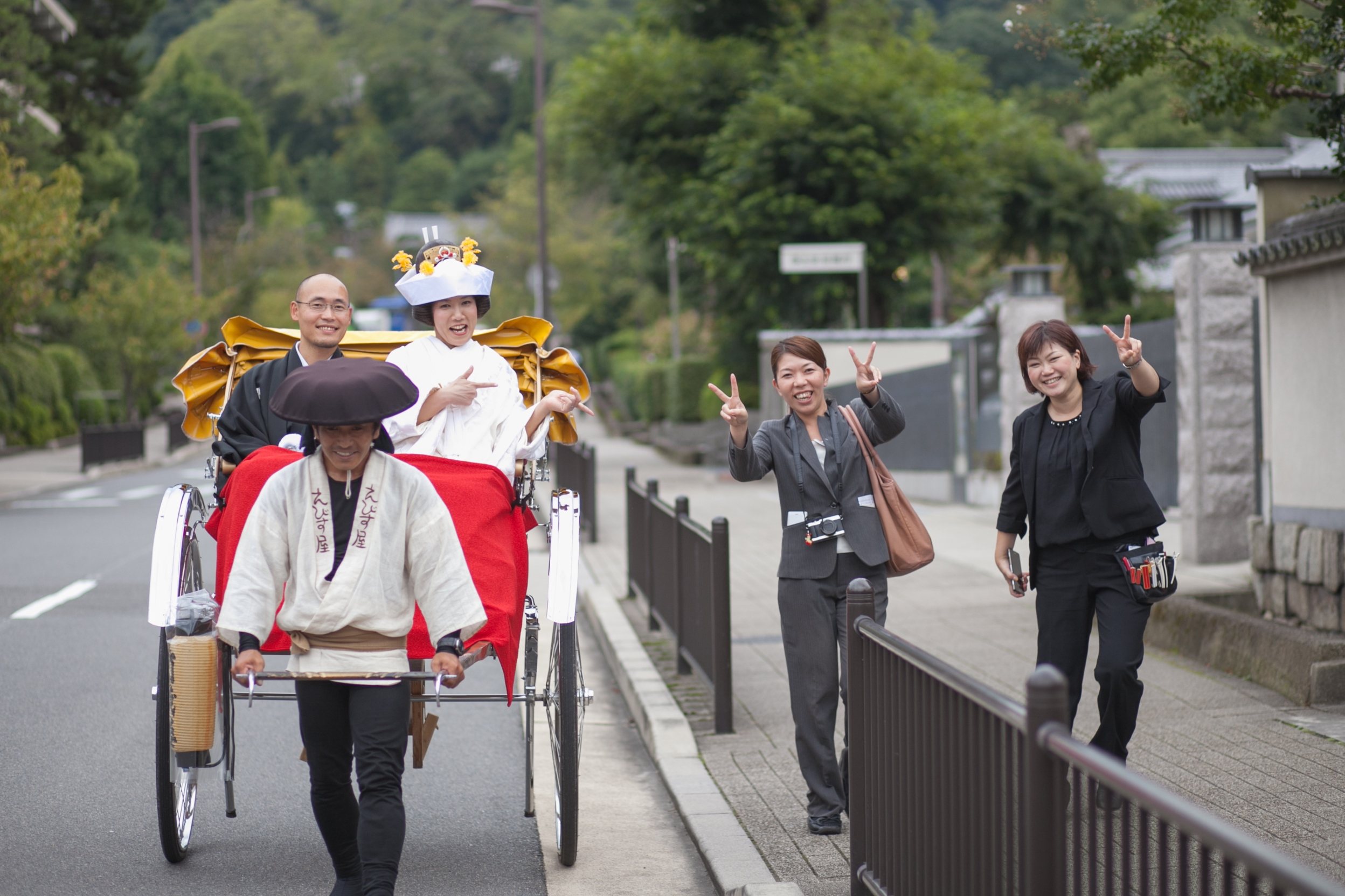 【新年のご挨拶】京都かがやきウエディングでございます♪