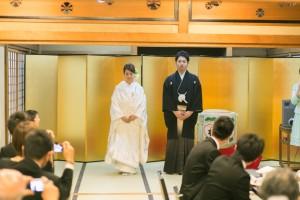【京都結婚式レポート】東観荘での披露宴♪