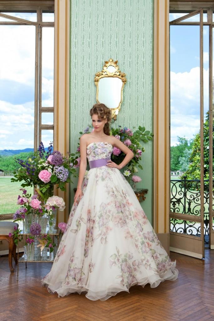 ドレス展示会は結婚式のヒントがいっぱい♥