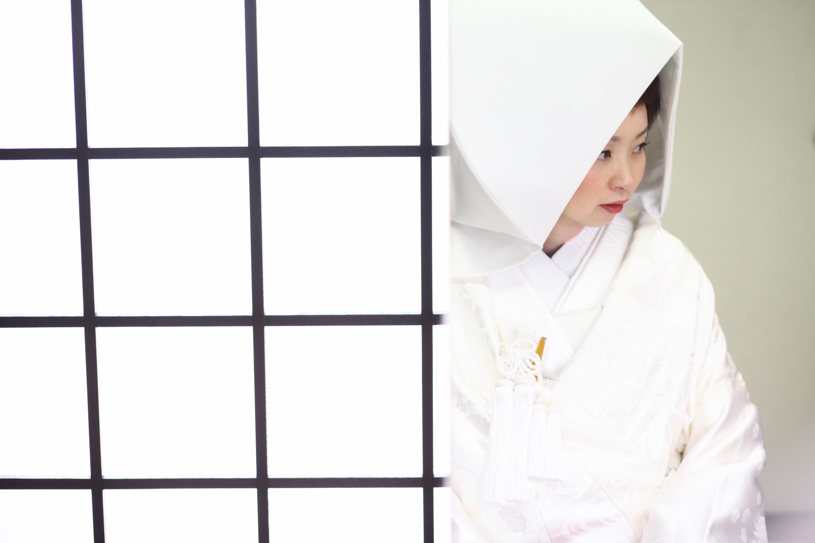 【京都和婚×花嫁】西陣から美しき日本の花嫁