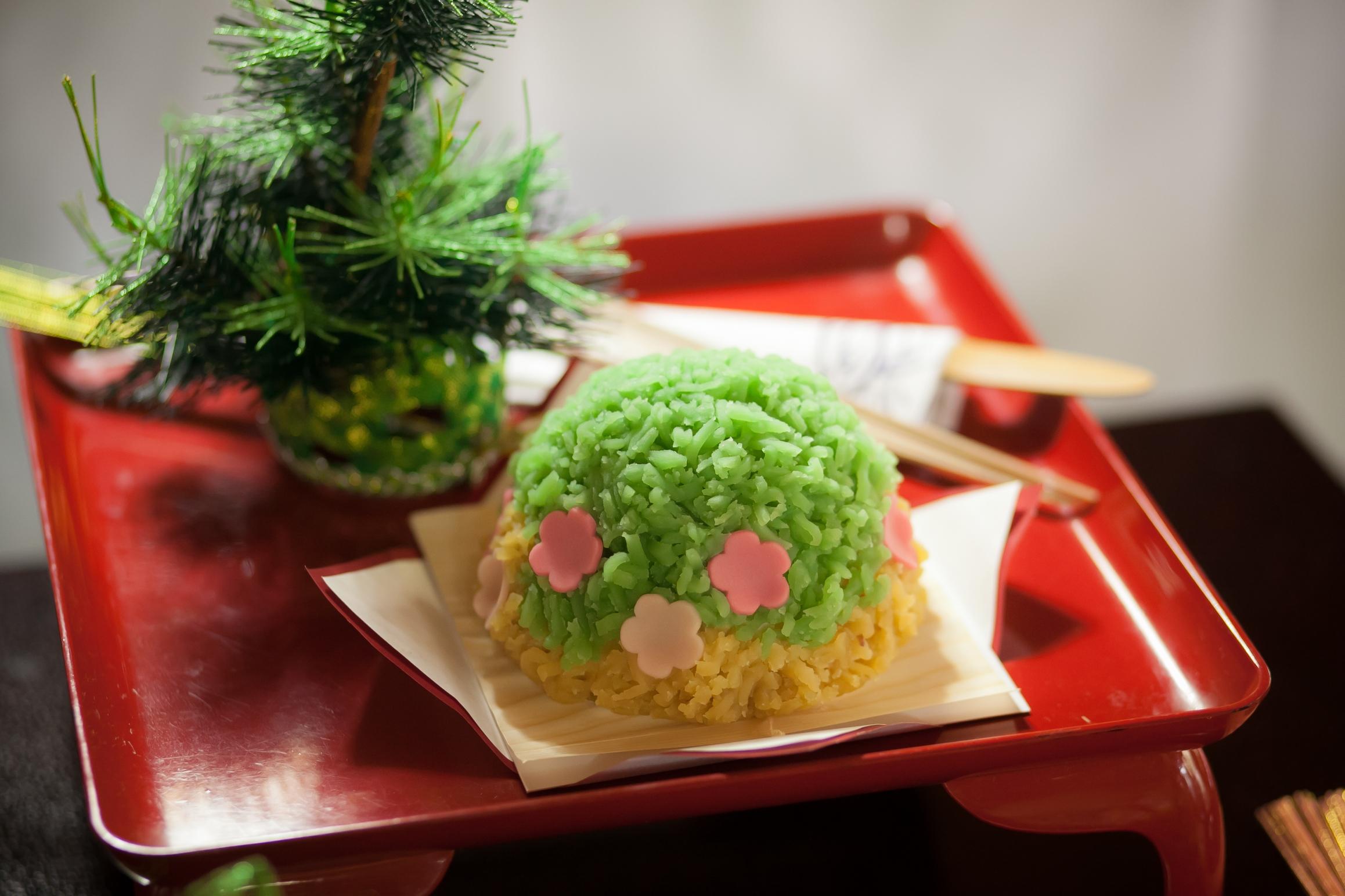 【結婚式おすすめ演出】京都の和菓子でおもてなし