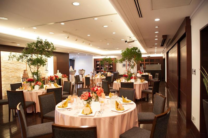 京都ブライトンホテル♡貸切フロアでの結婚式