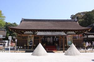 京都 上賀茂神社 結婚式