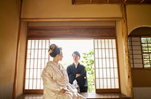 ロケフォトプラン「京都・西陣物語」のご案内