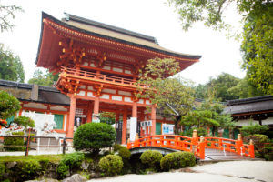 世界遺産 上賀茂神社ブライダルフェアのご案内