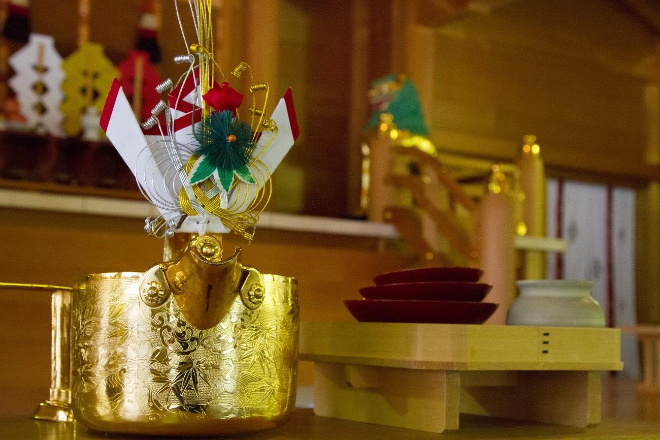 神社での挙式が厳かであることの象徴