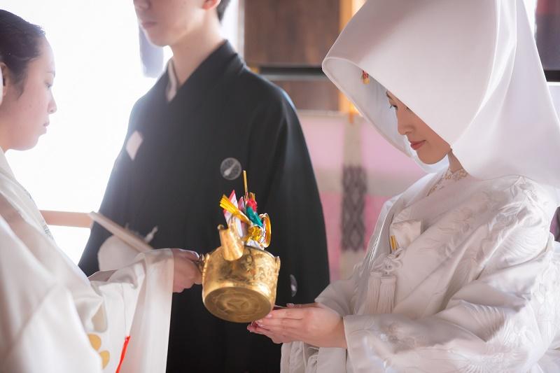 北野天満宮・本殿挙式レポート♡part3