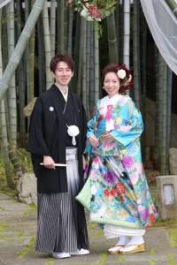 結婚式レポート2 愛染倉での披露宴