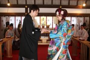 上賀茂神社 結婚式レポート