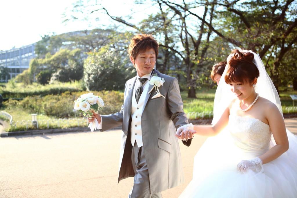 【番外編】昔々の懐かしい5年前の結婚式思い出話し♪