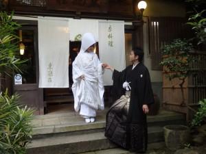 【京都上賀茂神社結婚式レポート】仲良し家族の涙あり笑いありの1日♪