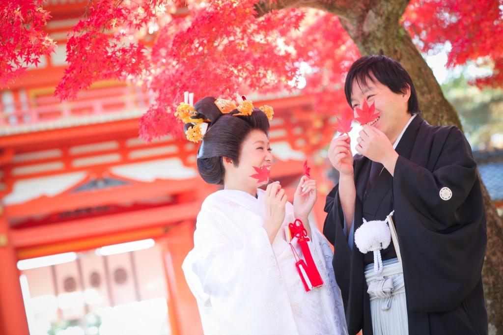 【京都結婚式相談】今秋の結婚式間に合いますか?!