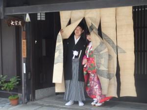 【前撮りレポート】京町家での撮影に同行して参りました♪