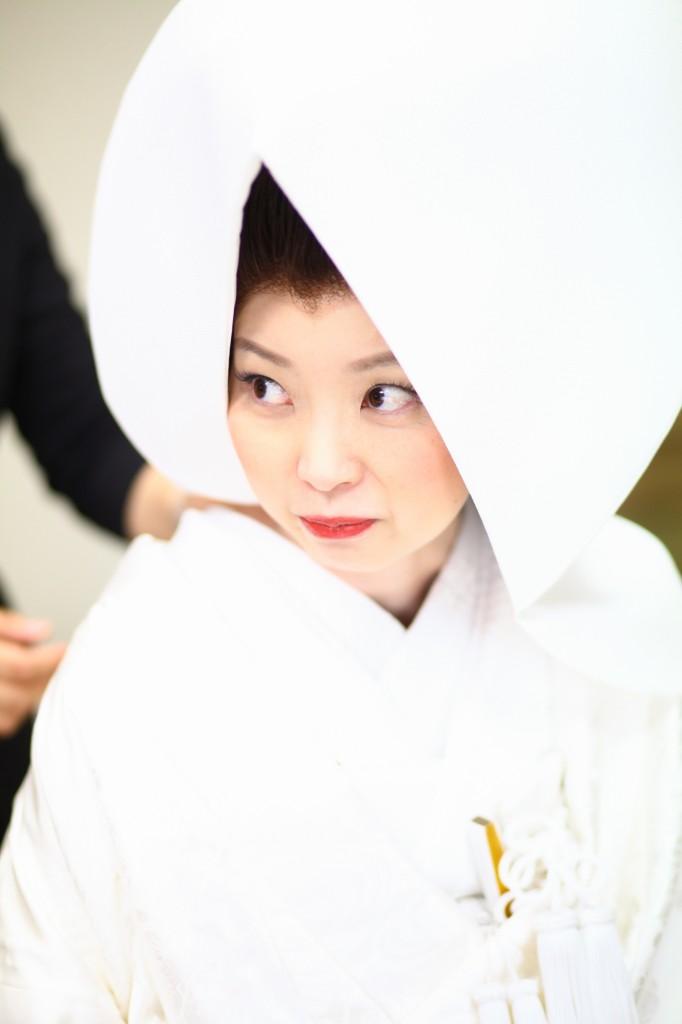 上賀茂神社挙式×日本の美しい花嫁