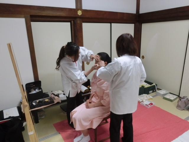 上賀茂神社で結婚式♡
