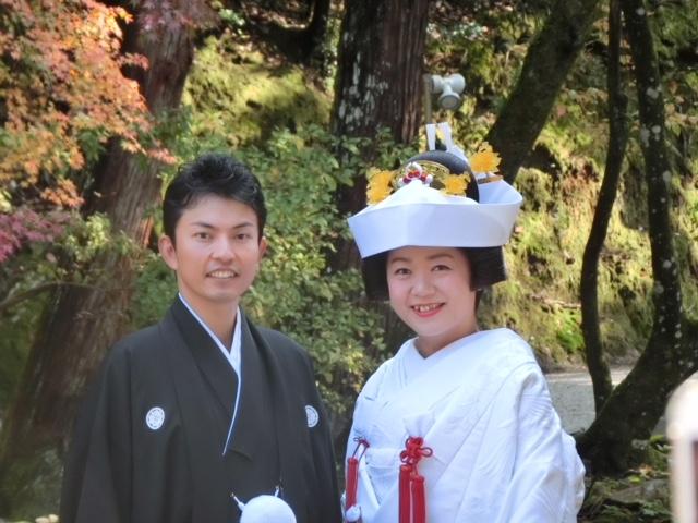 上賀茂神社・結婚式レポート♡